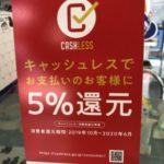 キャッシュレスでお支払いのお客様に5%還元 楽天カードで取り扱い シーメイド
